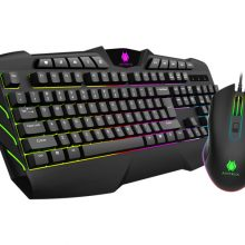 Teclado + Mouse Antryx GC-1100 v2 – MultiColor Led